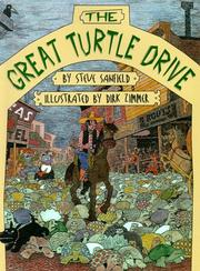 Book Cover for THE GREAT TURTLE DRIVE