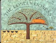 Cover art for THE LONELY LIONESS AND THE OSTRICH CHICKS