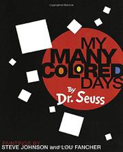 Book Cover for MY MANY COLORED DAYS