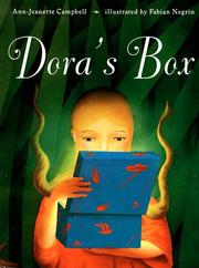 DORA'S BOX by Ann-Jeanette Campbell
