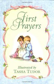 FIRST PRAYERS by Tasha Tudor