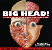 Book Cover for BIG HEAD!