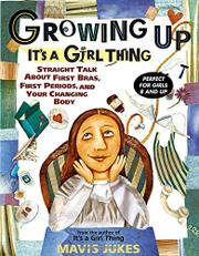 Book Cover for GROWING UP