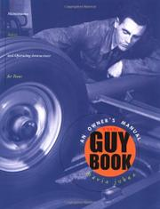 Cover art for THE GUY BOOK