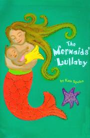 Book Cover for THE MERMAIDS' LULLABY