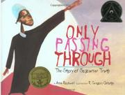 Book Cover for ONLY PASSING THROUGH