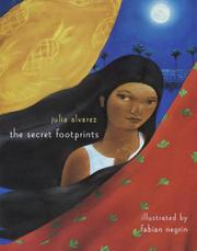 Cover art for THE SECRET FOOTPRINTS