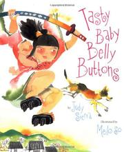 TASTY BABY BELLY BUTTONS by Judy Sierra