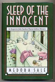 SLEEP OF THE INNOCENT by Medora Sale