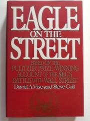 Book Cover for EAGLE ON THE STREET