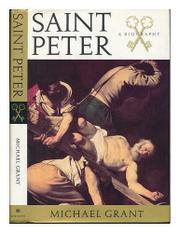 SAINT PETER by Michael Grant
