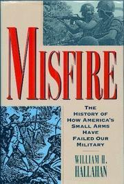 MISFIRE by Willam H. Hallahan