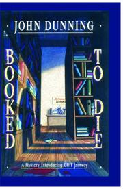 Cover art for BOOKED TO DIE