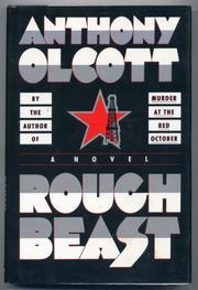 ROUGH BEAST by Anthony Olcott