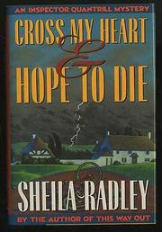 Cover art for CROSS MY HEART AND HOPE TO DIE