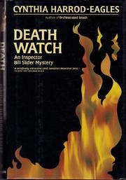 DEATH WATCH by Cynthia Harrod-Eagles