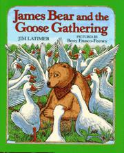 Cover art for JAMES BEAR AND THE GOOSE GATHERING
