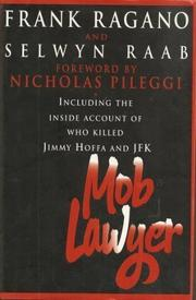 Cover art for MOB LAWYER