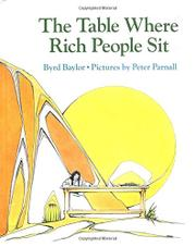 Cover art for THE TABLE WHERE RICH PEOPLE SIT