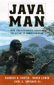 Cover art for JAVA MAN
