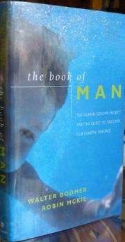 THE BOOK OF MAN by Walter Bodmer