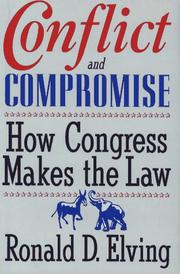 Cover art for CONFLICT AND COMPROMISE