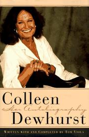COLLEEN DEWHURST by Colleen Dewhurst