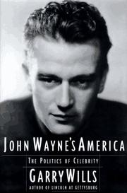 Cover art for JOHN WAYNE'S AMERICA
