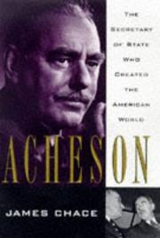 Cover art for ACHESON