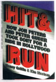 Cover art for HIT AND RUN