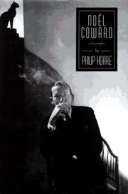 Cover art for NOEL COWARD