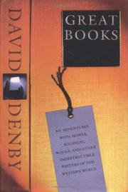 Cover art for GREAT BOOKS