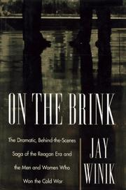 ON THE BRINK by Jay Winik
