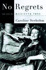 NO REGRETS by Caroline Seebohm