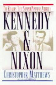 Cover art for KENNEDY AND NIXON