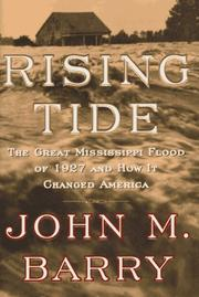 Cover art for RISING TIDE