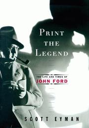 Book Cover for PRINT THE LEGEND