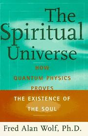 Book Cover for THE SPIRITUAL UNIVERSE