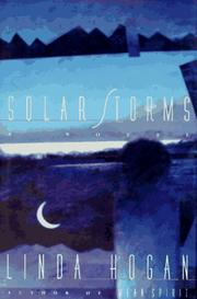 SOLAR STORMS by Linda Hogan