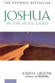 JOSHUA IN THE HOLY LAND by Joseph F. Girzone