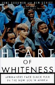 HEART OF WHITENESS by June Goodwin