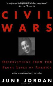 CIVIL WARS by June Jordan