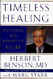 TIMELESS HEALING by Herbert Benson