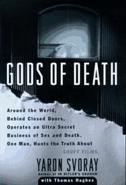 GODS OF DEATH by Yaron Svoray
