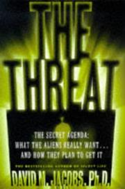 THE THREAT by David M. Jacobs