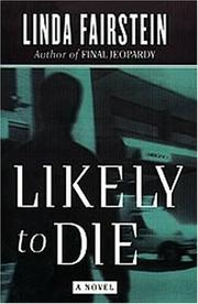 Cover art for LIKELY TO DIE