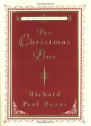 Cover art for THE CHRISTMAS BOX