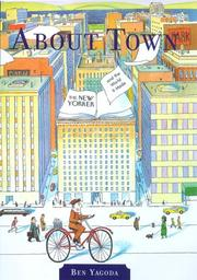 Cover art for ABOUT TOWN