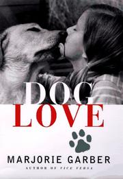 Book Cover for DOG LOVE