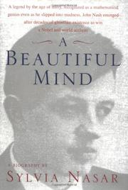 Cover art for A BEAUTIFUL MIND